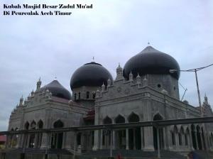 kubah, masjid, enamel, zincalume, harga, konstruksi, atap, baja